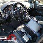 Porsche Cayenne 3.0 Diesel V6 MY2011 240hp 550Nm EDC17CP44 Stage1 -> OBD programming